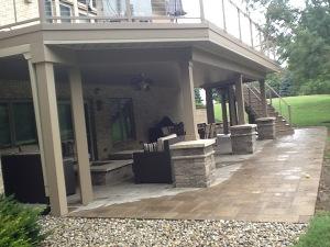 custom decks porches patios
