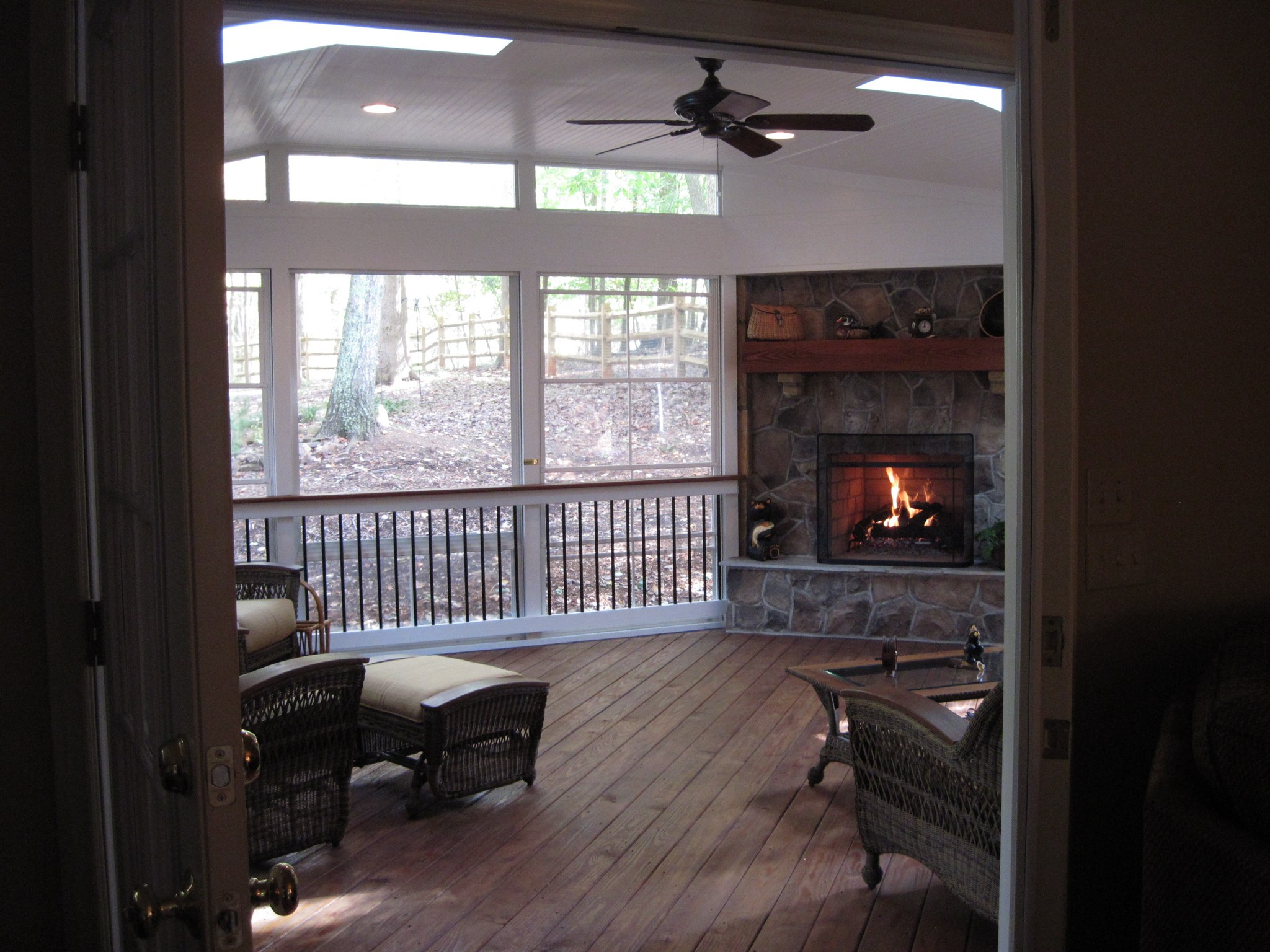 New Code For North Carolina For Outdoor Fireplaces