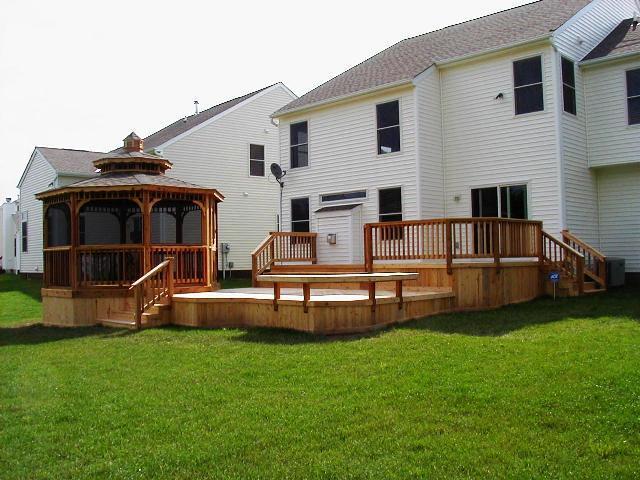 low to grade double deck columbus