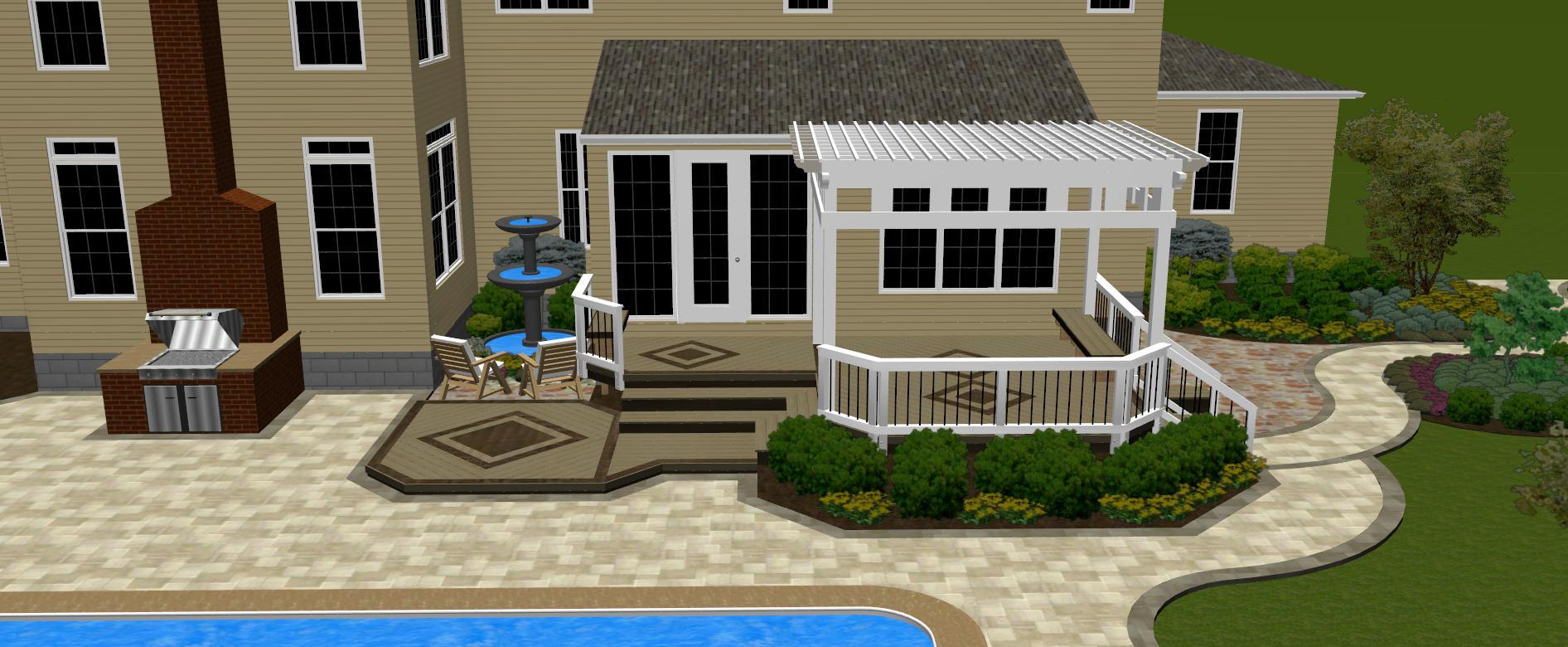 columbus decks porches and patios by archadeck of columbus