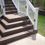 Deck Rail Lighting St Louis Decks Screened Porches Pergolas By Archadeck