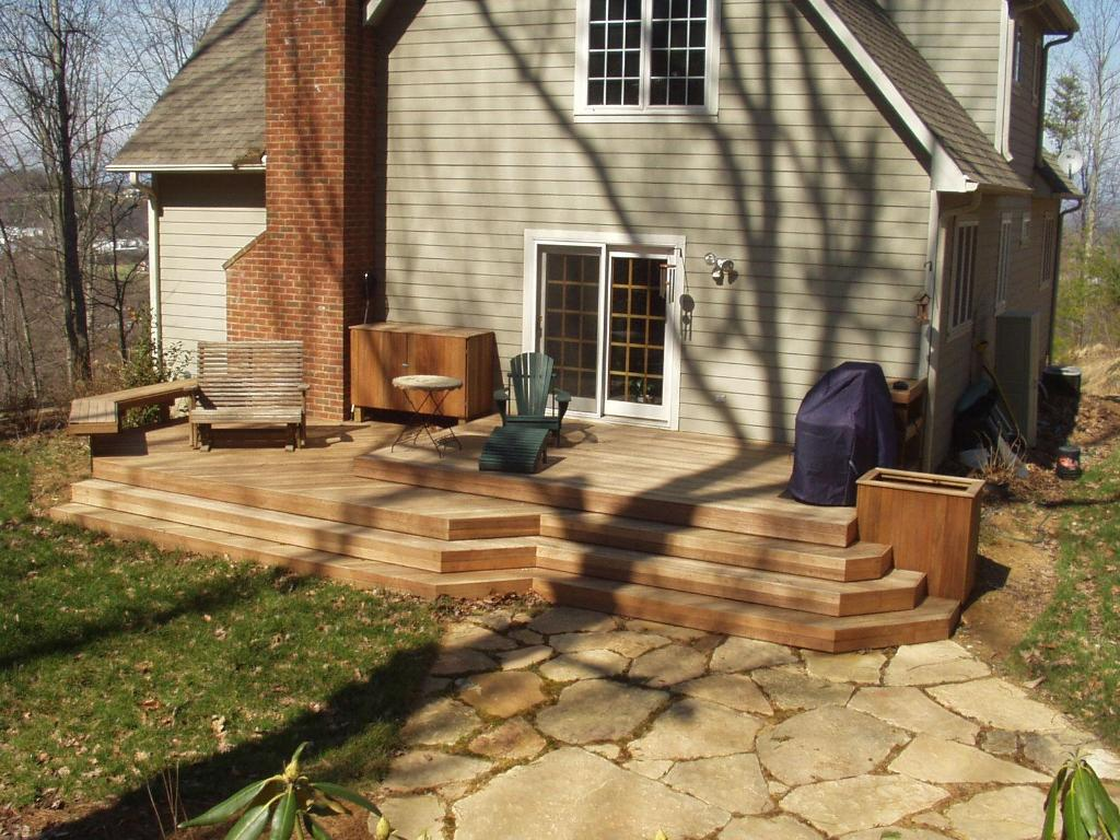 Types Of Deck Railing St Louis Decks Screened Porches Pergolas By Archadeck