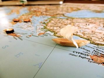 Studying shipwrecks in Bronze Age Aegean