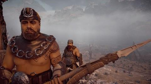 Zwei Krieger der Orseram