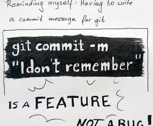 git commit messages