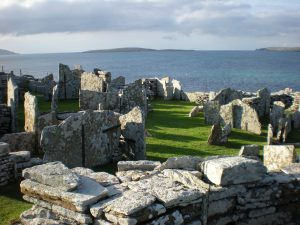 Broch of Gurness, Orkney (Copyright Jane Bunting)