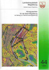 Klimagutachten für die Stadt Magdeburg