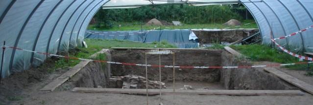 WER betreibt Archäologie