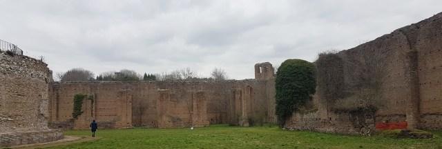 Villa des Maxentius – Auf den Spuren der Via Appia I