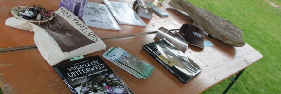 Wissenschaftler, Zwerge und Geocacher in Vorau