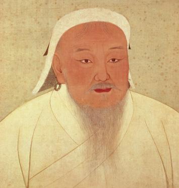 genghis-khan-mongol