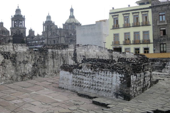 Mexico-City-Templo-Mayor-Skull-Wall