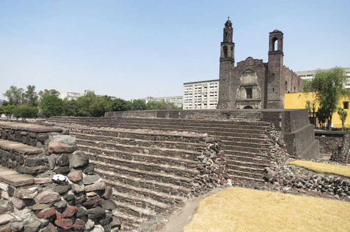 Mexico-City-Tlatelolco-Aztec-Foundations