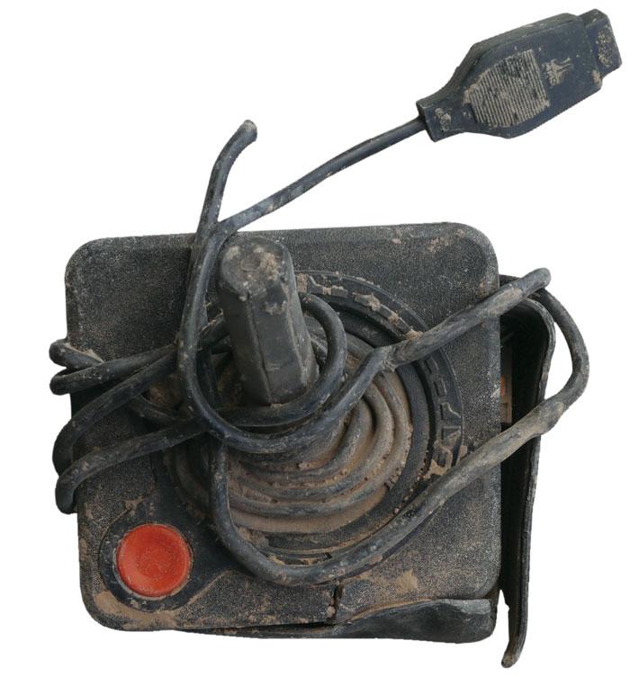 Atari-Graveyard-Controller