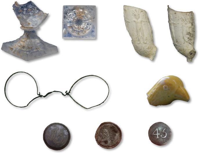 New York Seaport Artifacts