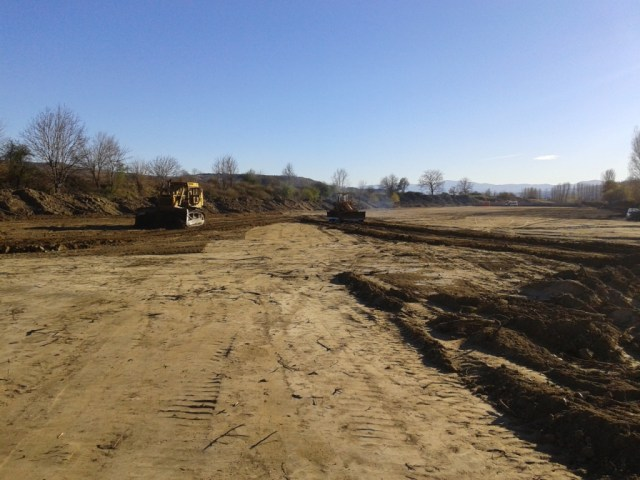 Dozens of archaeological sites in Southern Bulgaria have been subjected to rescue excavations to clear the way for the construction of the Struma Highway and the Maritsa Highway. Photo: Road Infrastructure Agency