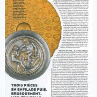 Ancient Thrace Was 'Land of Gold and Silver', French Newspaper 'Le Figaro' Writes on Bulgaria's Louvre Exhibit