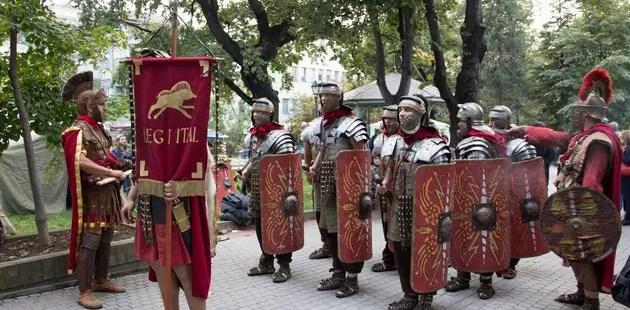 Bulgaria's Svishtov to Host 10th Ancient Heritage Festival 'Eagle on the Danube' at Roman Military Camp Novae
