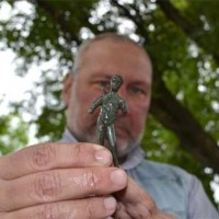 Bulgarian Archaeologists Find Roman Temple, Apollo Statuette in Excavations of Ancient Rock City Perperikon
