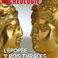 French Magazine 'Archaeological Files' Dedicates Special Issue to Bulgaria's Ancient Thracian Exhibit in The Louvre