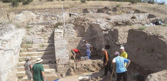 Bulgarian Archaeologists to Excavate Ancient Greek, Thracian, Roman City of Heraclea Sintica by Summer's End