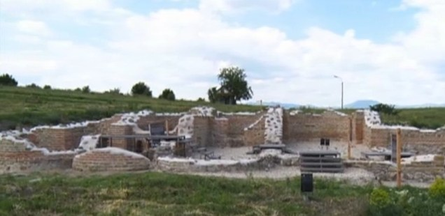 Ancient Thracian City Kabile near Bulgaria's Yambol Attracts Growing Number of Tourists
