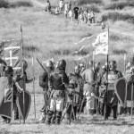 Bulgaria's Karnobat Reenacts Victory over Byzantium in Markeli (Marcellae) Fortress Battle in 792 AD