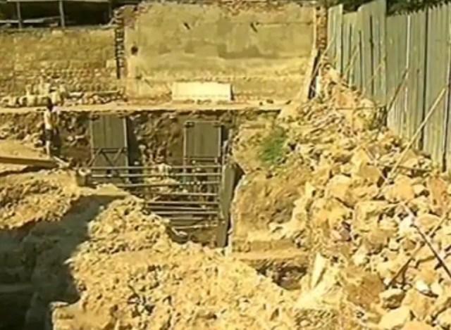 Sexaginta Prista Rescue Digs