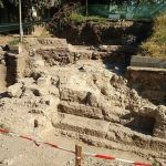 Archaeologists Find Traces of Metal Smelting in Roman City Almus in Bulgaria's Danube Town of Lom