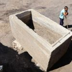 Archaeologists Unearth Marble Sarcophagus, Tomb with Murals in Raided Ancient Thracian Mound from Roman Period in Bulgaria's Boyanovo