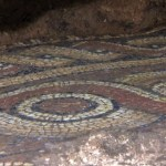 Archaeologists Discover 1,600-Year-Old Roman Mosaics from Ancient Serdica in Bulgaria's Capital Sofia