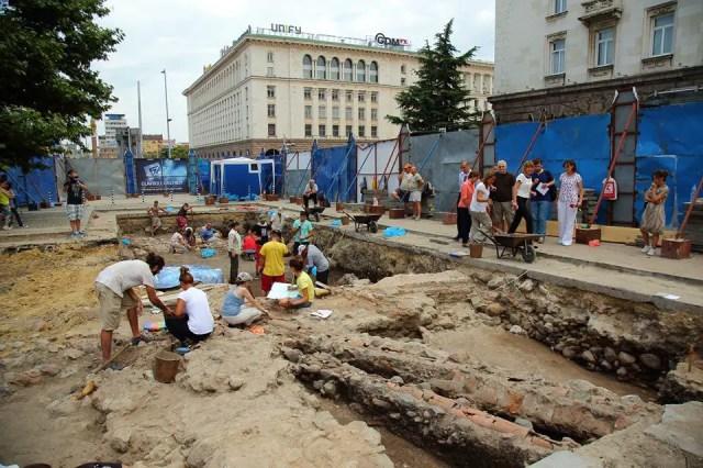 Serdica Roman Building 3
