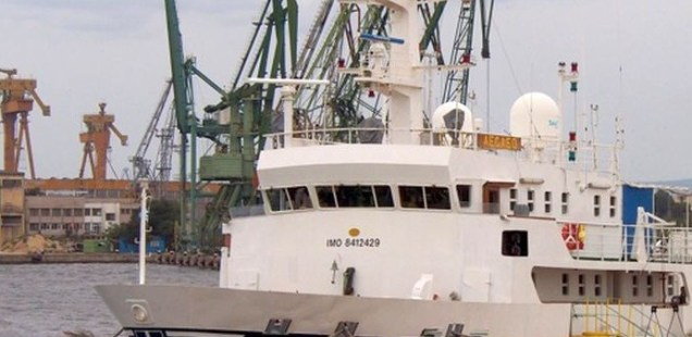 Greek Research Vessel Arrives in Bulgaria's Port Varna for Underwater Archaeology Expedition in Black Sea