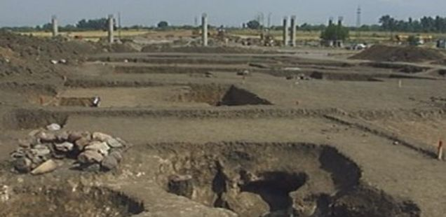 Archaeologists Find 5 Archaeological Sites in Rescue Digs for Highway Construction near Bulgarian Capital Sofia