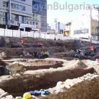 In Photos: 2010 Excavations vs. 2015 Restoration of Ancient Serdica Ruins in Bulgaria's Capital Sofia