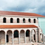 Tourists Flock to Pre-Opening of Archaeological Park of Early Christian Buildings from Roman City Parthicopolis in Bulgaria's Sandanski