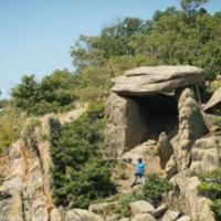 Thracologist Finds Bulgaria's Largest Dolmen So Far, 'Stone Egg' Megalith near Zlatosel