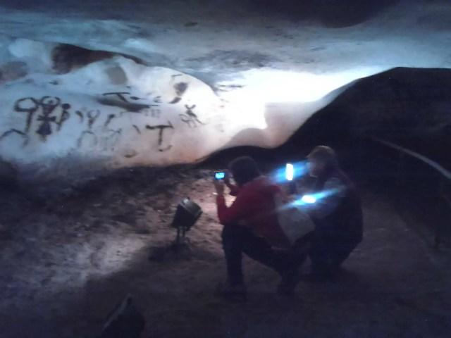 Magura Cave Drawings 7
