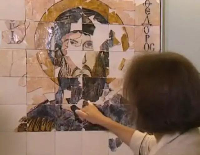 St. Theodore Stratilates Icon 5