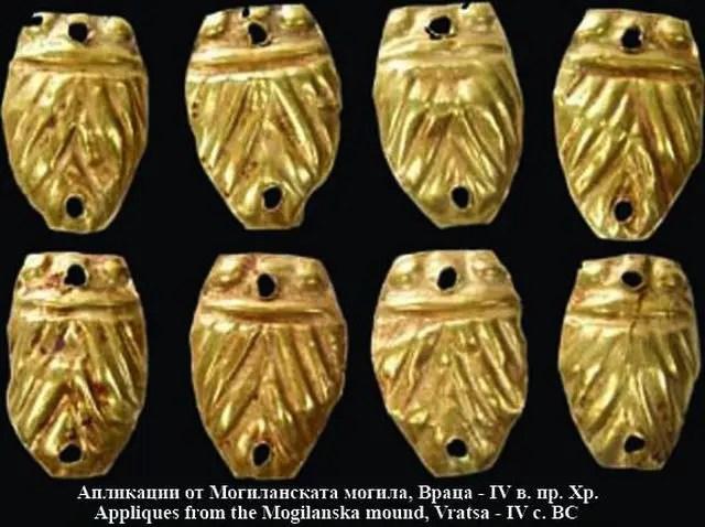 Mogilanska Mound Treasure 4