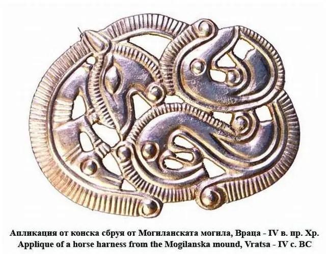 Mogilanska Mound Treasure 7