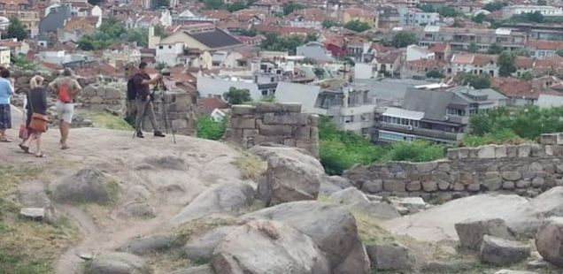 China's Shenzhen Media Group Shows Documentary about Archaeological Riches of Bulgaria's Plovdiv