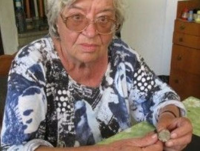 Assoc. Prof. Irina Shtereva dedicated her professional life to the study of Bulgaria and Byzantium in the Late Antiquity and Middle Ages. Photo: Sliven Agency