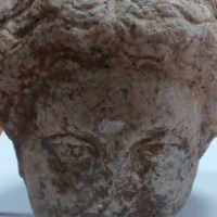 Archaeologist Finds Marble Head from Ancient Roman Female Statue during Rescue Digs in Bulgaria's Stara Zagora