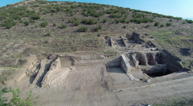Another view of the ruins of Heraclea Sintica. Photo: Struma daily