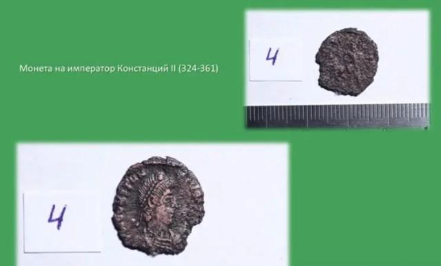 Ostrusha Late Antiquity Necropolis 7