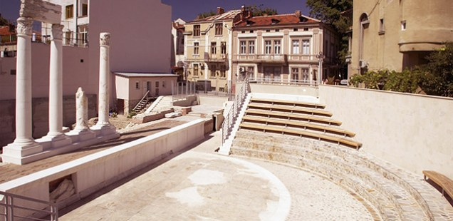 Bulgaria's Plovdiv Granted Permission for Restoration of Antiquity Odeon after Year-Long Delay