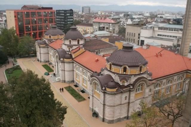 Museum of Sofia History 3