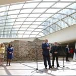 Bulgaria's Capital Sofia Opens Much Criticized Open-Air Museum of Ancient Roman City Serdica