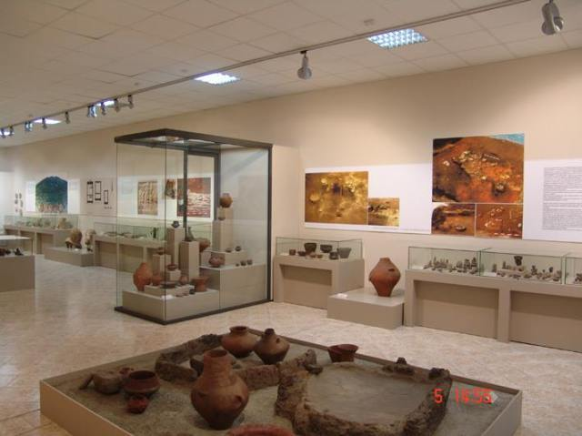 A view of one of the exhibition halls of the Kyustendl Regional Museum of History. Photo: Kyustendil Regional Museum of History